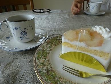 HOSOYAのケーキ