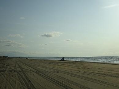 千里浜なぎさドライブウエイ