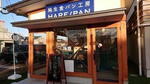hare/pan