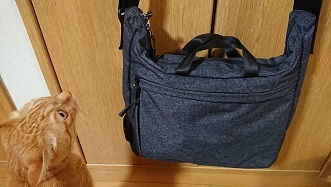 ACEのバッグ