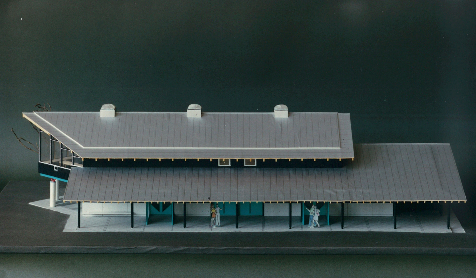 インスタ四季彩館 模型-1