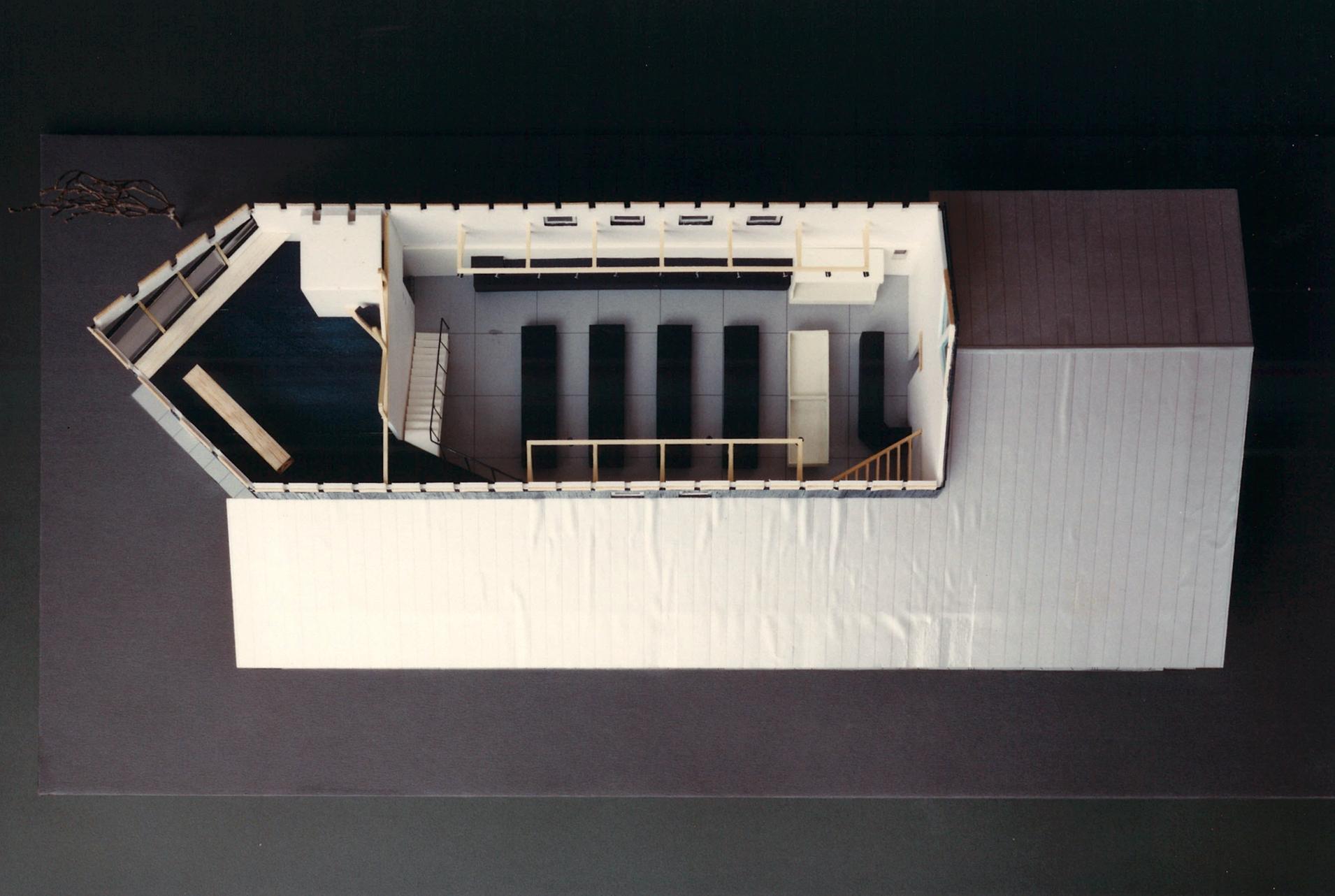 インスタ四季彩館 模型-2
