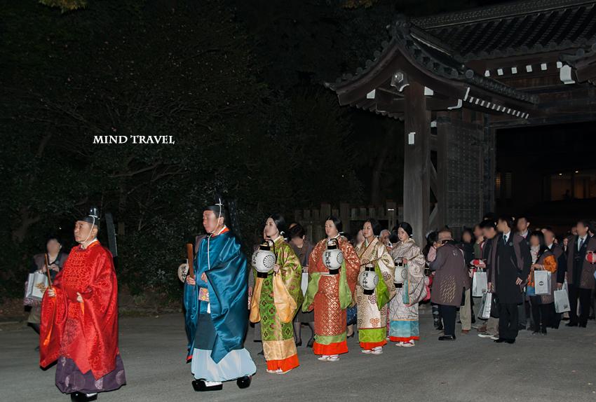 護王神社 行列