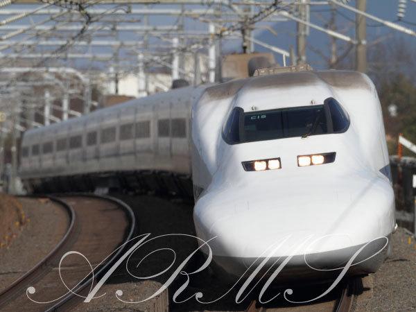 引退した700系新幹線