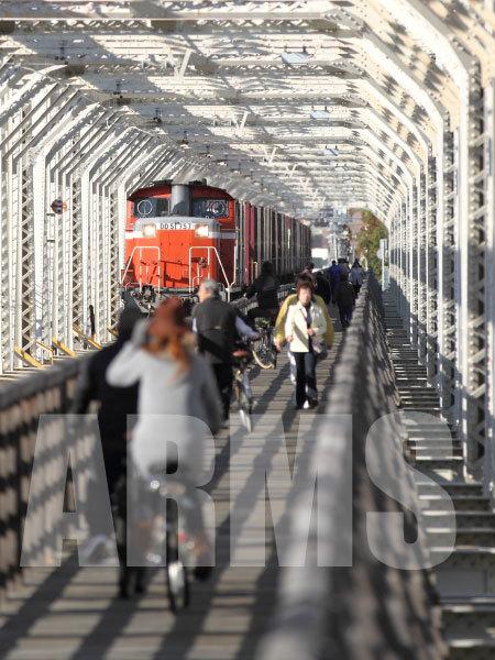 大阪府 赤川仮橋