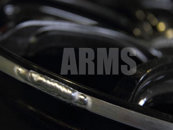 アルミ溶接の技術