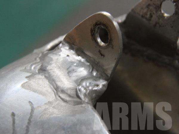 奈良県のアルミ溶接
