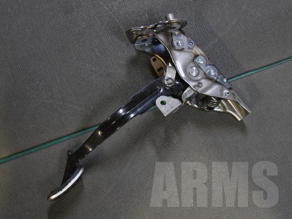 NCロードスター、RX-8のクラッチペダルブラケットの補強