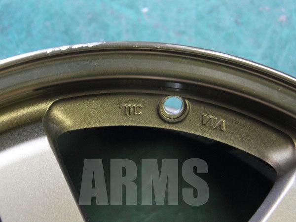 NSX用 異形サイズのホイール