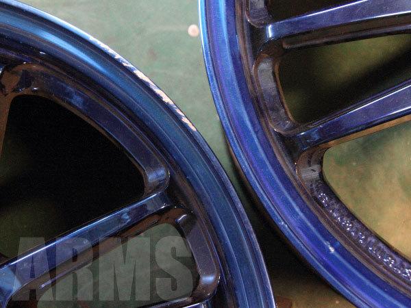 グラムライツ57アルティメイトの修理