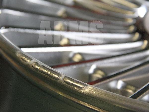 綺麗なアルミ溶接の方法