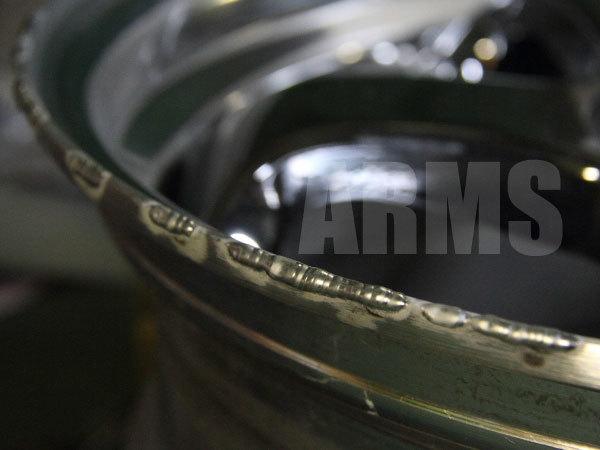 アルミ溶接での修理の仕方