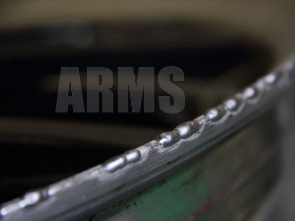 綺麗なアルミ溶接の仕方