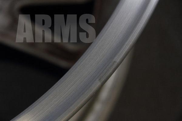 アームズのアルミ溶接