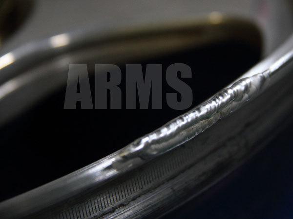 アルミ溶接修理