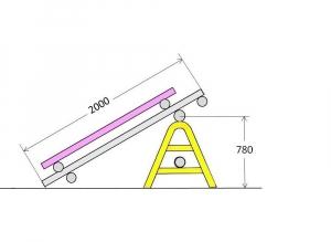 PV 架台組み立て図-2