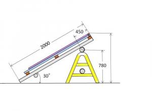 修正 PV 架台組み立て図-2