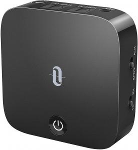 TaoTronics Bluetooth トランスミッター レシーバー aptx-LL
