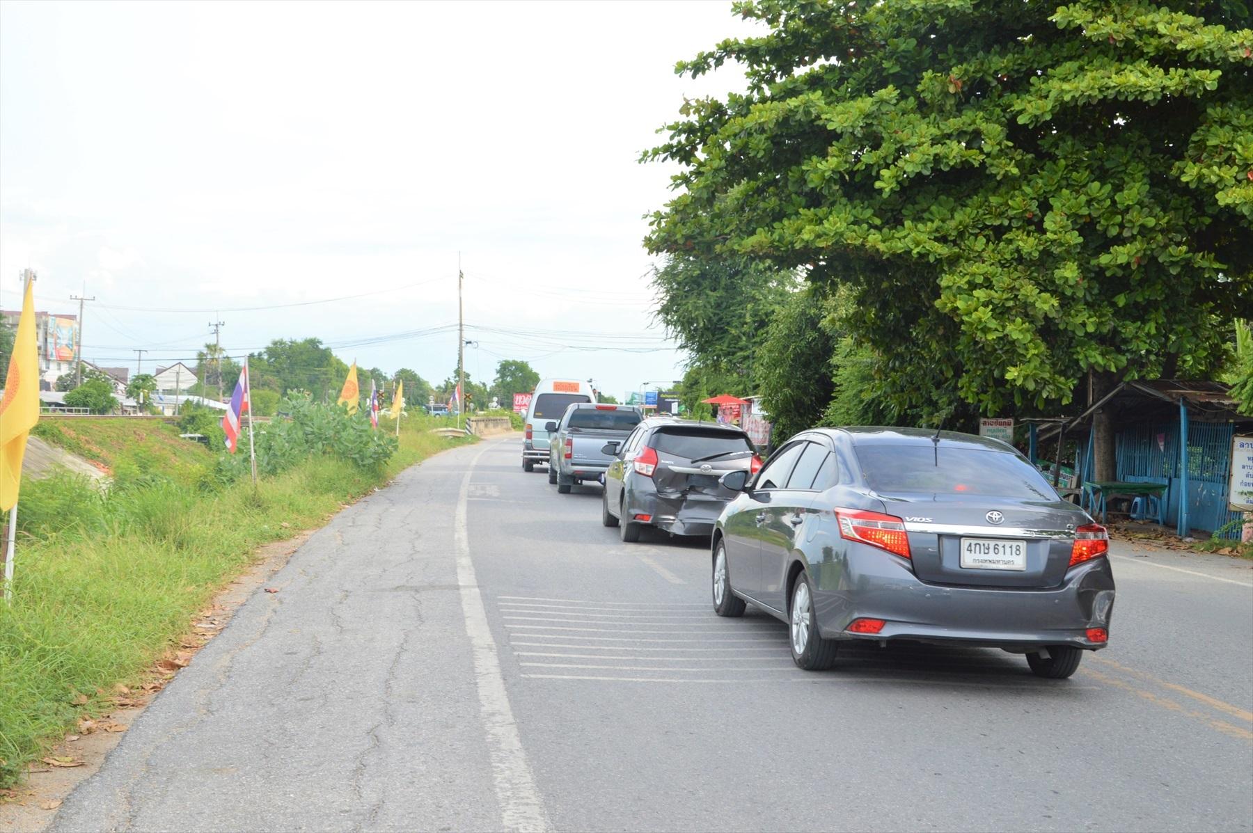 規制緩和で渋滞も見られる