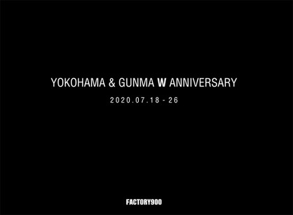 YOKOHAMA GUNMA BASE_anniversary