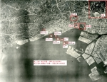 米軍撮影の東京偵察写真ブログ用2