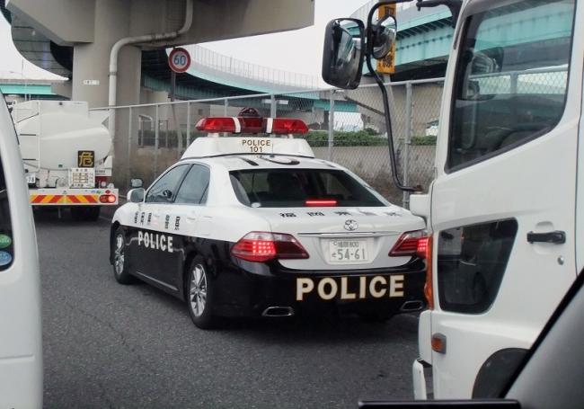 福岡県警自動車警ら隊