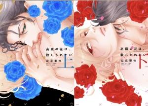 高嶺の花は、散らされたい (上)・(下)/左京亜也
