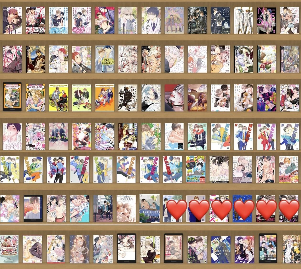 【8周年】ひかりTVブック購入リスト【85冊】