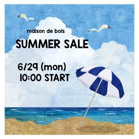 summer sale - コピー