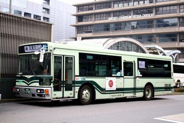 京都200か1703