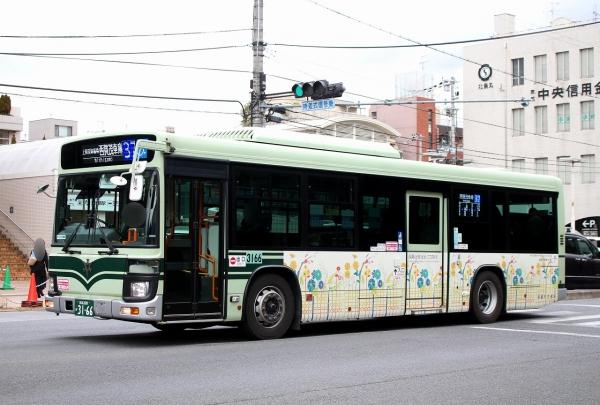 京都200か3166 FCLED