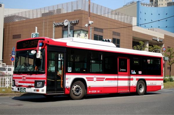 京都200か3582 N3326