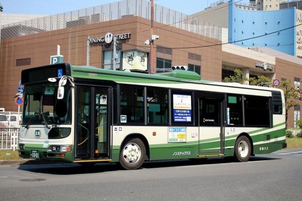 京都200か1001 U3241