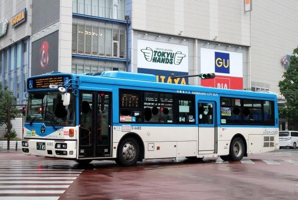 川崎200か・785 S-4483