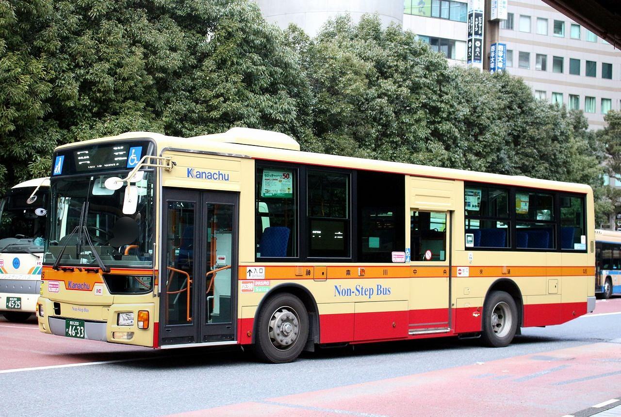 バス三昧 ... 神奈川中央交通 な6