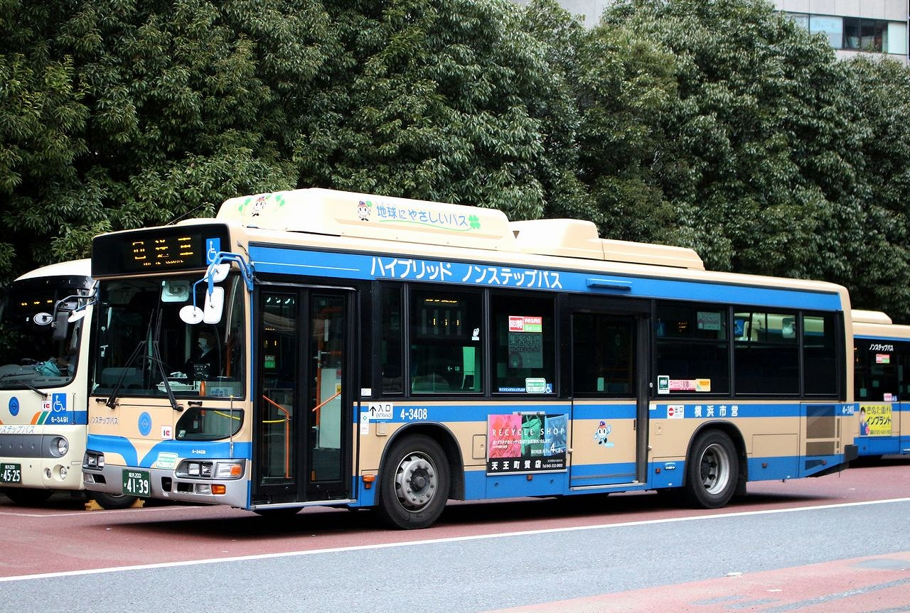 局 バス 市 交通 横浜