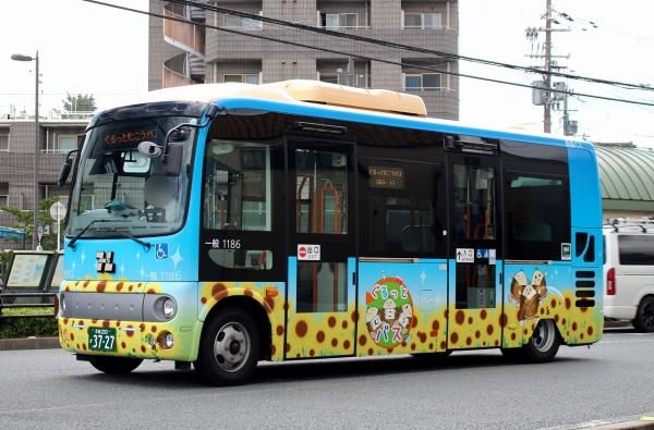 京都200か3727 1186