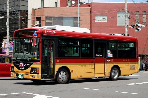 京都200か3866 W3018