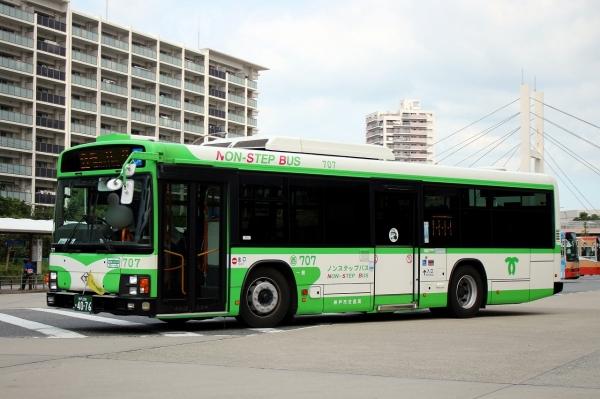 神戸200か4076 707