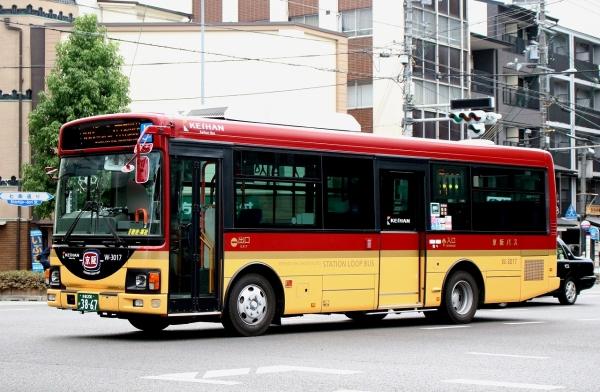 京都200か3867 W3017