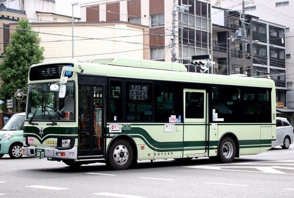 京都200か3835