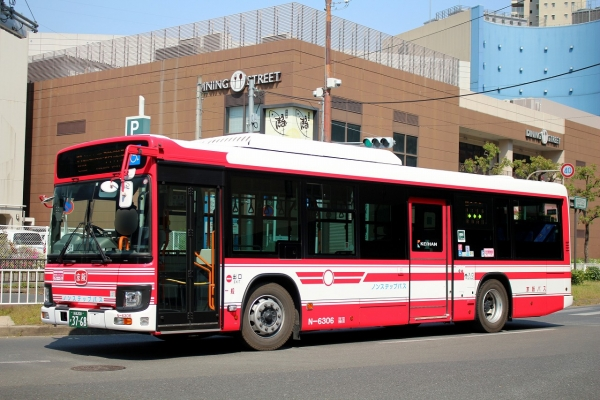 京都200か3768 N6306