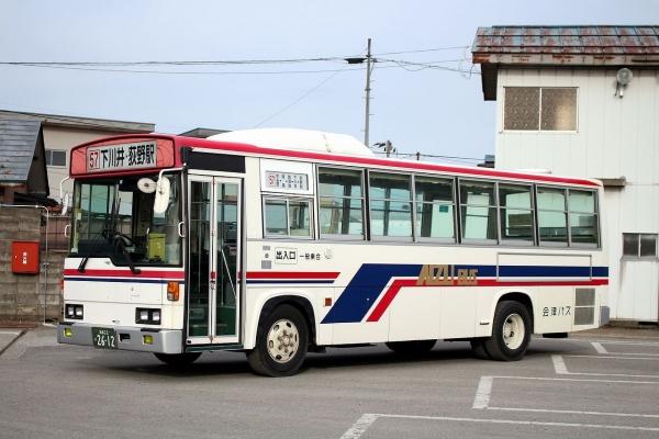 福島22か2612