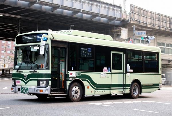 京都200か3836