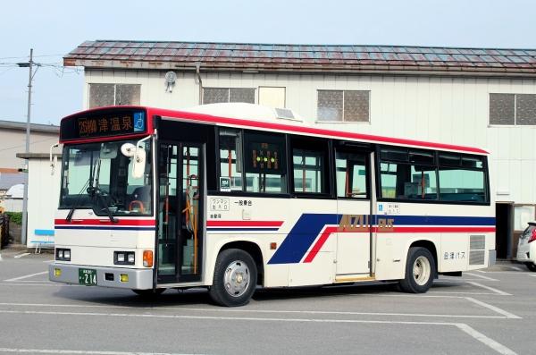 会津200か・214