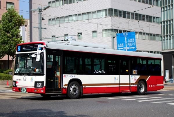 広島200か2675 267