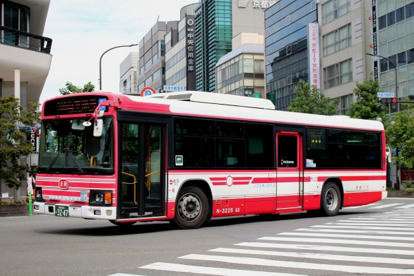 大阪200か3247 N3225