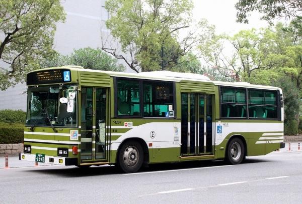 広島200か1543 14767