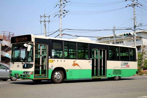 奈良200か・332