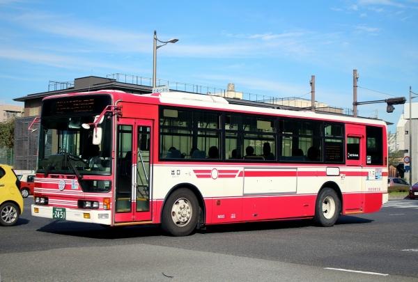 京都200か2451 N683